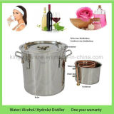 18L/5gallon Distilleertoestellen van de Maneschijn van het Huis van de Distillateur van het Water van het roestvrij staal de Medische