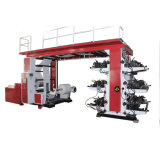 Cores Flexo-Graphic da máquina de impressão seis de Yt 61200mm
