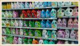 Máquina de etiquetado de relleno del detergente auto de la cocina que capsula