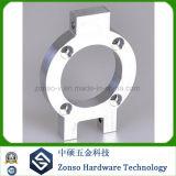 Drenaje procesando moler que trabaja a máquina del CNC de la alta precisión/piezas molidas