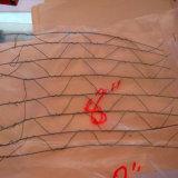 Galvanisierter und Belüftung-überzogener sechseckiger Maschendraht für Bauernhof Using