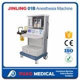 換気装置を搭載するJinling-01bの麻酔機械