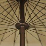 8.5 '円形パラソルのテラスの傘
