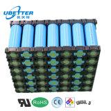 18650 batterie au lithium rechargeable de 24V 11ah pour Motorhomes