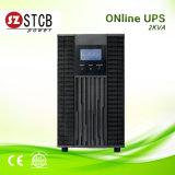 UPS el de alta frecuencia la monofásico de la protección del cortocircuito de 200/208/220/230/240VAC 2kVA