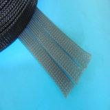 Feuerfestigkeit UL 150c Polyester geflochtenes Sleeving/Haustier expandierbares Sleeving