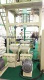 HDPE aufbereiteter und Strangpresßling-Schlag-Formteil-Schlag-formenplastiktyp durchgebrannte Film-Strangpresßling-Maschine