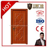 Modern Home Green Material Wood Panel Doors