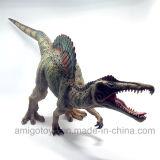 Brinquedo plástico animal do dinossauro da simulação para a decoração, presente do Natal para miúdos