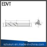 Edvt 3fluteのアルミニウム端製造所の切削工具