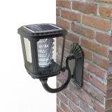 Lumière solaire de mur pour IP 65 de Gardden