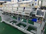 고속 큰 스크린 산업 자수 기계
