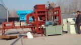 큰 크기 Qt10-15 유압 구체적인 단단한 벽돌 기계 또는 색깔 포장 기계 벽돌 기계