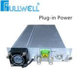 Tipo alimentabile singolo trasmettitore ottico del trasmettitore del laser di CATV di potere 1310nm