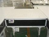 Sewing flangeando do colchão para a tabela de funcionamento de sopro do colchão