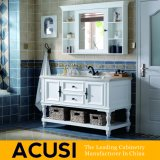 Новая наградная оптовая просто тщета ванной комнаты твердой древесины типа (ACS1-W49)