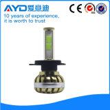 Света радиатора H4 СИД автоматических фар алюминиевые для автомобилей