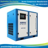 Compresseur diesel de vis de compresseur d'air