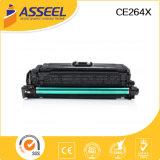 Meistgekaufter kompatibler Toner Ce264X für HP Laserjet Etnerprise Cm4540