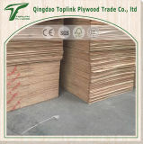 15mm Eukalyptus und Pappel-Furnierholz für Fußboden-Unterseiten