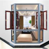 알루미늄 Jalousie 창틀 각 유형 문과 Windows