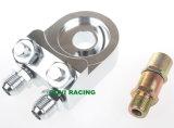 Adattatori universali del panino del motore dell'adattatore del filtro dell'olio dell'alluminio di CNC