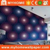 Het populaire Document van de Muur van pvc van de Decoratie van het Huis Vinyl Waterdichte 3D