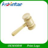 Bastone istantaneo del USB dell'azionamento del USB 2.0 di legno dell'azionamento della penna del martello dei vendicatori