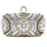 Bolsas Eb713 das mulheres dos sacos de noite do Rhinestone dos sacos de embreagem da qualidade de Hight