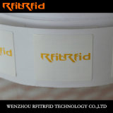 Hf frágil y escritura de la etiqueta antirrobo de la Anti-Falsificación RFID