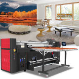 Roulis UV d'imprimante d'imprimante de grand format de Mt à rouler et imprimante à plat à vendre