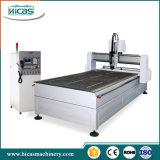 Novo tipo maquinaria da gravura de madeira do router do CNC para a fatura da mobília
