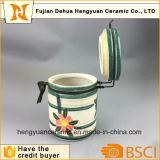 POT sigillato di ceramica della cucina grande