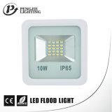 セリウムRoHS SAAとの屋外のための10W LEDの正方形のフラッドライト