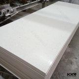 빙하 백색 합성 아크릴 단단한 표면