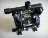 Bomba dobro pneumática da liga de alumínio do diafragma Qbk-20