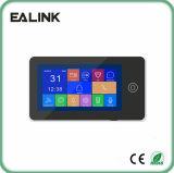 """7 """"en color LCD con la pantalla táctil para la seguridad casera (M2107BCC)"""