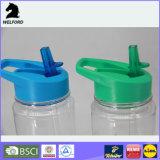 Botella de agua ligera de la venda del silicón