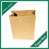 カスタムロゴによって印刷される無光沢の紙袋(FP8039126)