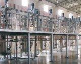 絶縁体が付いているステンレス鋼の発酵タンク