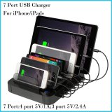 Station de charge de 7 USB avec le port d'USB 3.0
