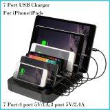 Зарядная станция USB 7 с портом USB 3.0
