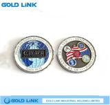 昇進のギフトのカスタム金属の硬貨の記念品の挑戦硬貨