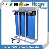 3 Grands bleus de l'étape 20 les '' autoguident le filtre d'eau pur avec l'étagère en acier