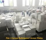 Горячая продавая квартира/изогнутые баллистические противопульные броневые листы на цене по прейскуранту завода-изготовителя