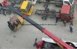 Lleno resistente - tipo carro de la rotación del retiro de la barricada