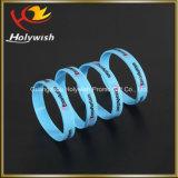 Grand bracelet personnalisé en caoutchouc de silicones d'escompte par bracelet promotionnel