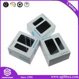 Leicht schlagen-Oberseite Pappelektronik-Kopfhörer Pcakaging Naben-Kasten