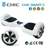 Elegante Slim van Io auto-In evenwicht brengend Twee Elektrische Autopedden van Wielen, Draagbaar Voertuig