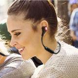 Le cuffie senza fili di Bluetooth, l'in-Orecchio Earbuds mette in mostra le cuffie avricolari